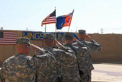 40th Combat command chante 2